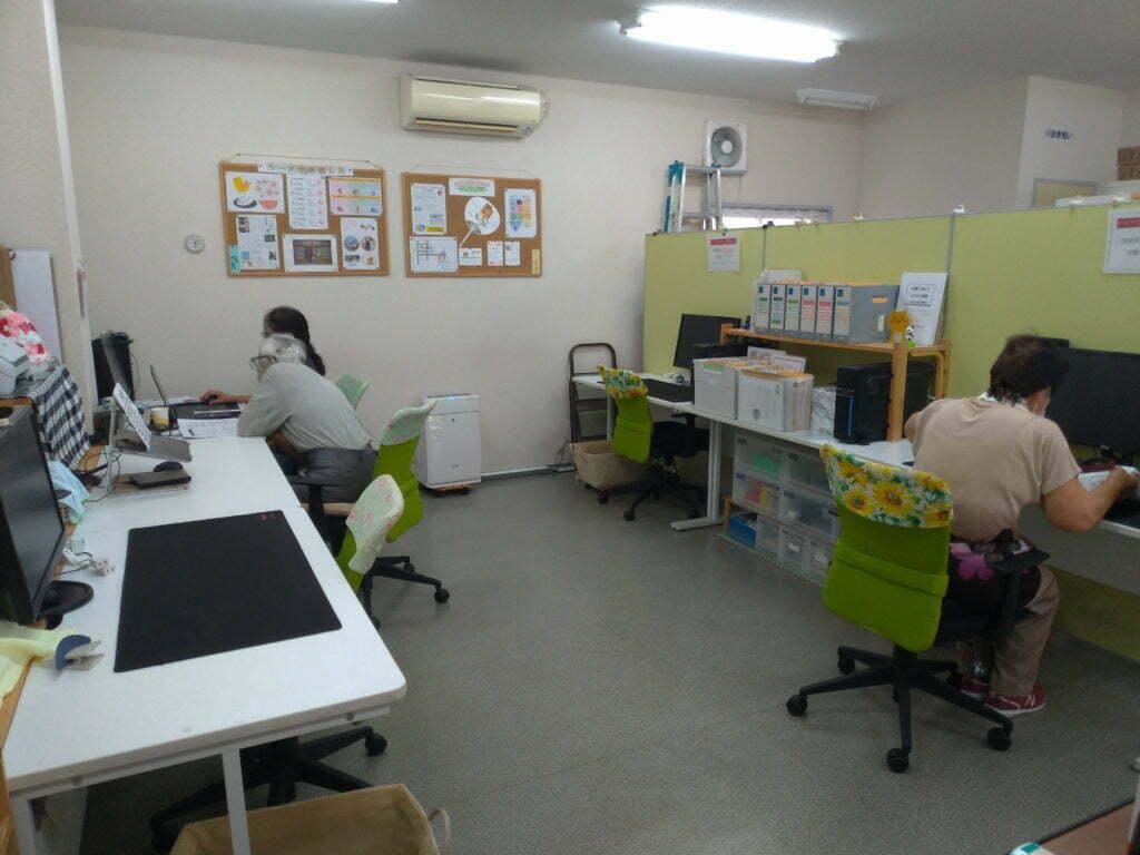 学習スペース1